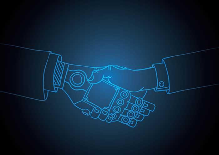 la robotica como servicio