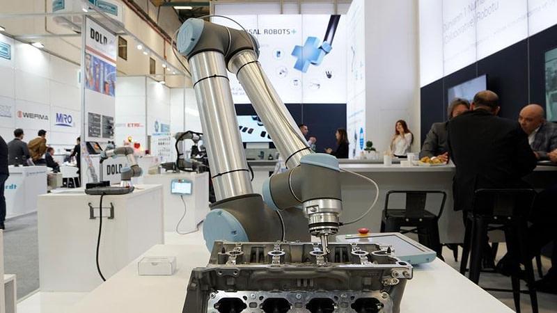 Automatizacion con cobots