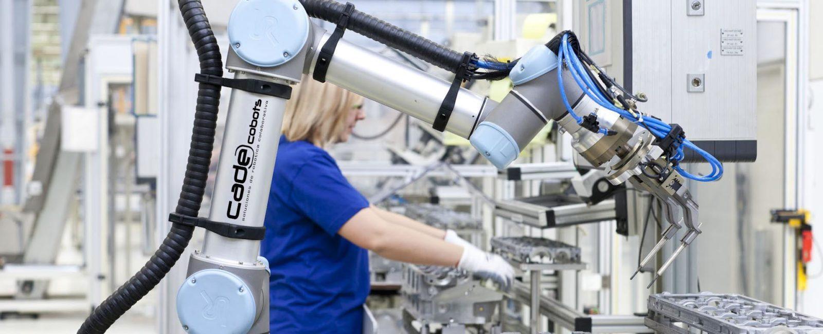 10 pasos para automatizar procesos con robots colaborativos